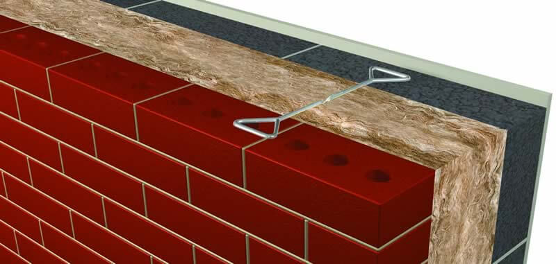 Cavity Wall Construction : The cavity wall a brief history london damp company